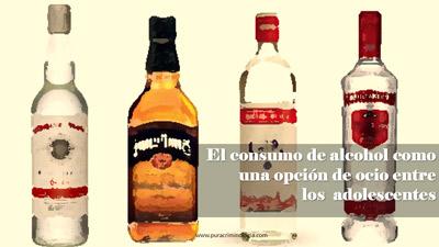 El Consumo De Alcohol Como Una Opción De Ocio Entre Los